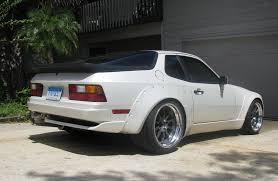 porsche 944 fender flares black porsche 944 wide vehicles bodies cars