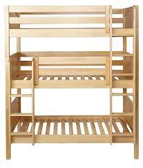 Triple Bunk Beds For Your Kids Shared Bedroom Maxtrix - Three bed bunk bed