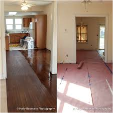 Laminate Flooring Before And After Bungalow Remodel U2013 Before And After Bloomington Il Architectural