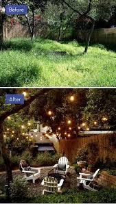 Simple Backyard Makeovers Best 25 Backyard Makeover Ideas On Pinterest Back Yard