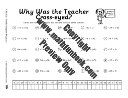grade 7 common core math worksheets math funbook