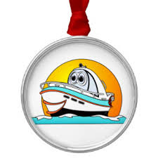 speed boat ornaments keepsake ornaments zazzle