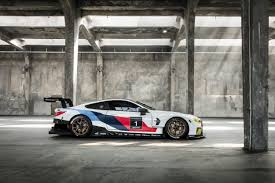 bmw race cars world premier the bmw m8 gte race car bimmerfile