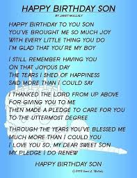 letter to my son on his 21st birthday letter template