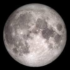 moon on day nasa