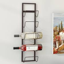 wall wine rack for saving your collection u2014 the home redesign