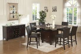 living in style ashley 7 piece counter height dining set u0026 reviews