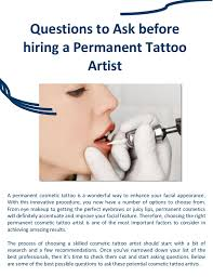 questions for tattoo artist questions to ask before hiring a permanent tattoo artist 1 638 jpg cb 1449829720