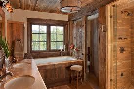 Rustic Wood Bathroom Vanity - rustic soaking bathtubs bathroom rustic with wood bathroom vanity