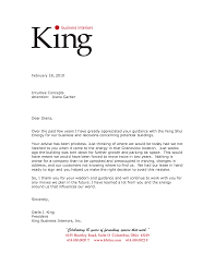 business letter of reference template king business interiors