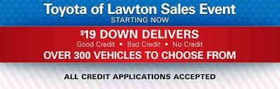 toyota of toyota dealership lawton ok used cars toyota of lawton