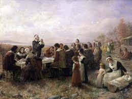teaching about the first thanksgiving scholastic