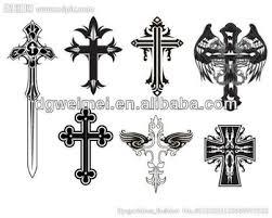 tribal cross tattoo stickers buy tribal cross tattoo sticker