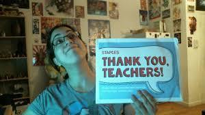 Staples Big Chair Event Teacher Appreciation Days Staples
