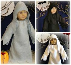 Girls Ghost Halloween Costume 165 American Doll Halloween Costumes Images