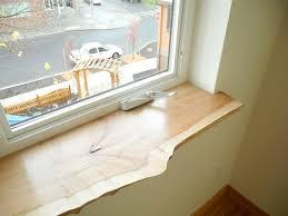 Wooden Interior Window Sill Best 25 Window Sill Trim Ideas On Pinterest Window Sill Window