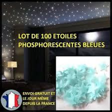 etoiles phosphorescentes plafond chambre 100x etoiles phosphorescentes decoration murs plafond chambre enfant