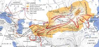 Mongolian Empire Map Grandpoohbah U0027s Blog August 2013