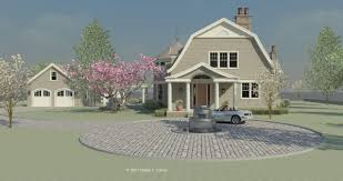 Gambrel Style House by Residential Project U2013 Shingle Style Gambrel U2013 A Point In Design