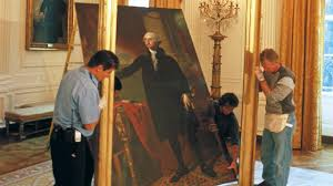 what types of art will the trumps bring to the white house
