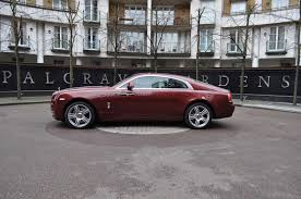 red velvet bentley lhd rolls royce wraith pegasus auto house