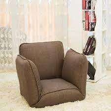 Aliexpresscom  Buy Floor Folding Single Sofa Chair Japanese - Single chairs living room