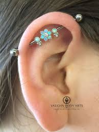 bar earring cartilage 51 can you put regular earrings in a cartilage piercing 25 best
