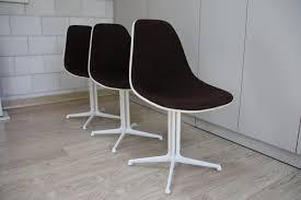 Esszimmerst Le Deutscher Hersteller La Fonda Stühle Von Charles Und Ray Eames Für Herman Miller 1961