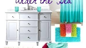 mermaid themed bathroom mermaid bathroom ideas back to post kids bathroom themes 4