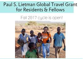 Colorado travel grants images Paul s lietman global travel grant for residents fellows jpeg