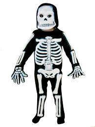 childrens 3d skeleton costume 996242 fancy dress ball