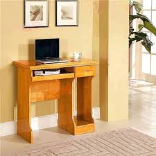 Small Wood Computer Desk With Drawers Simple Computer Desk Simple Small Wood Desktop Computer Desk Home