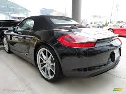 black porsche boxster 2002 2013 basalt black metallic porsche boxster s 67566328 photo 3