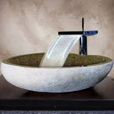nice wall mounted bath sink design with wooden sink framed and