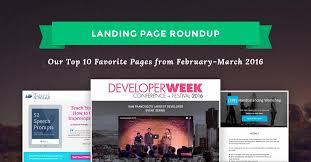 landing page templates for blogger landing page templates archives leadpages blog