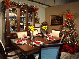 christmas dining room decorations pier one dining chairs mid century dining room ideas with ronan for