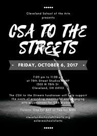 halloween party cleveland csa to the streets party and fundraiser tickets fri oct 6 2017