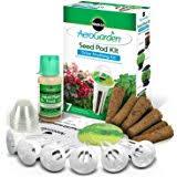 amazon aerogarden black friday amazon com fresh and tasty seed kit bundle by aerogarden tomato