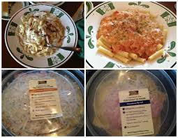 Olive Garden Five Cheese Marinara - olive garden mezzaluna ravioli with five cheese marinara annesutu
