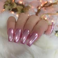 best 25 metallic nails ideas on pinterest chrome mirror nail