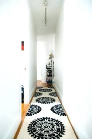 Zebra Runner Rug Sophisticated Hallway Runner Rug Classof Co