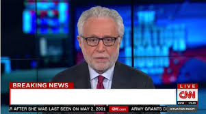 Breaking News Meme Generator - cnn wolf of fake news fanfiction blank template imgflip