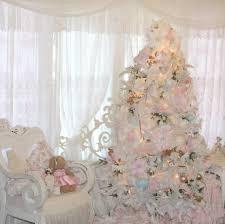 romantic home decor olivias romantic home inexpensive white christmas tree decorating