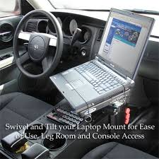 Truck Laptop Desk Charger Durango Caprice Side Console Laptop Mount By Jotto Desk