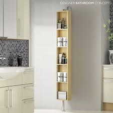 designer tall wall mounted rotating mirrored cabinet