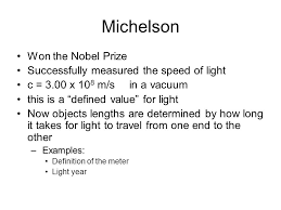 How Long To Travel A Light Year Chap 16 1 Light Fundamentals Ppt Online Download