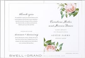 wedding program templates wedding program templates 15 free word pdf psd documents