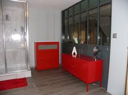 Chambre Style Atelier by Chambre Esprit Loft Indust Photo 5 5 Vue Sur La Cloison Acier