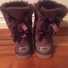 light purple bailey bow uggs 68 off ugg shoes bailey bow s poshmark
