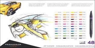 prismacolor marker set prismacolor ended marker set 48 color 036737 details
